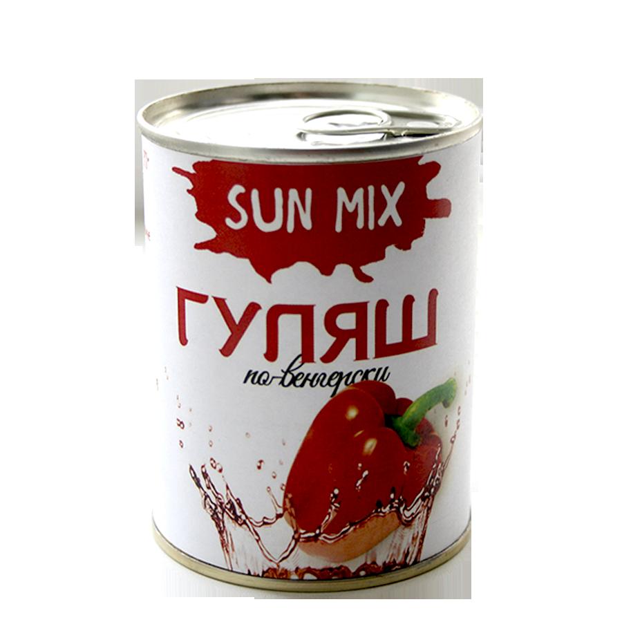 Гуляш по-венгерски Sun Mix